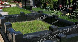 Гранитные цоколи на могилу