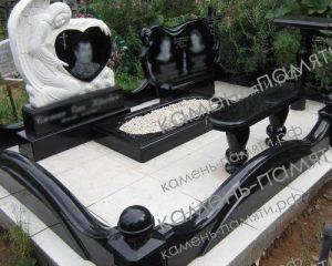 Памятники из литьевого мрамора