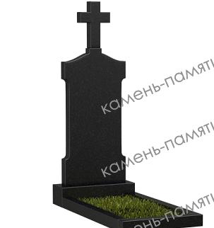 Памятники в форме креста из гранита